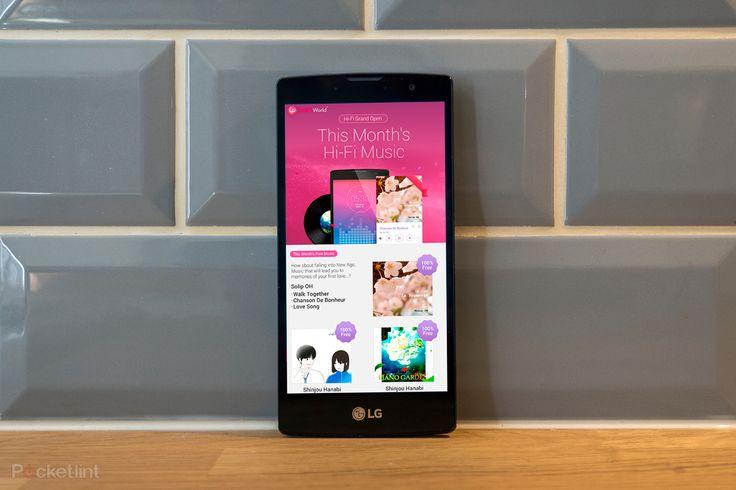 LG lanza su propio servicio de música por internet para sus smartphones. DETALLES: http://www.audienciaelectronica.net/2015/08/lg-lanza-su-propio-servicio-de-musica-por-internet-para-sus-smartphones/