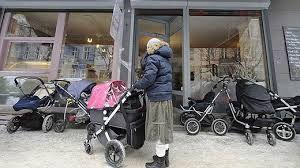 Barnvänliga ställen för barnvagnsfolk