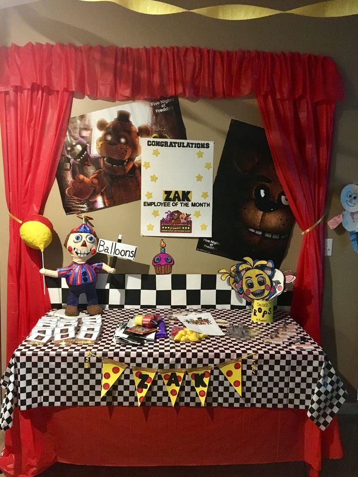 Best 25+ Fnaf cakes birthdays ideas on Pinterest