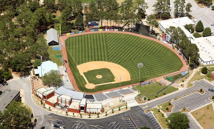 J I Clements Stadium Geogia Southern Stadium College Baseball Ballparks