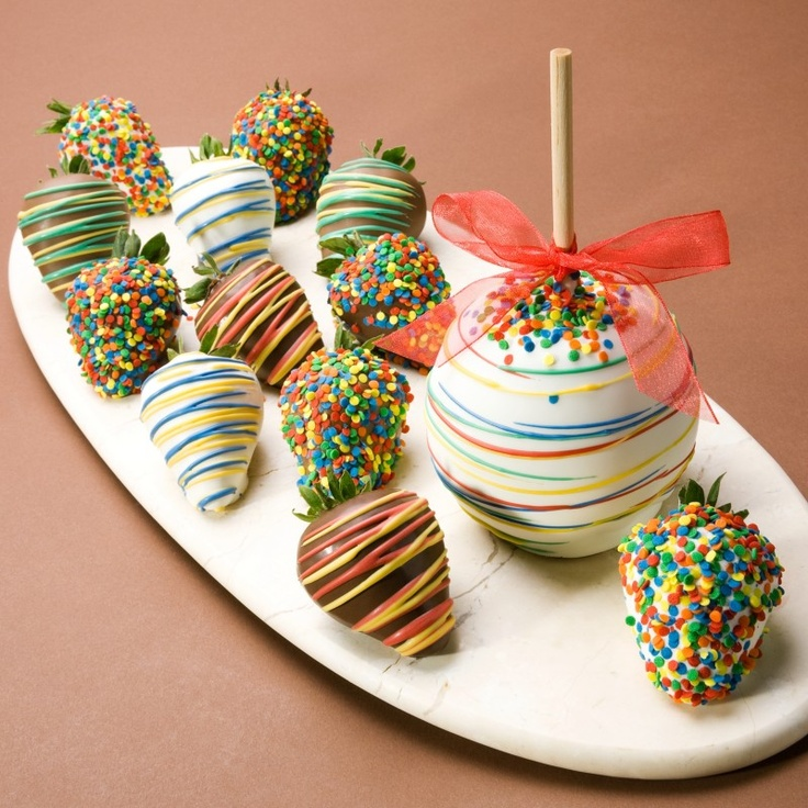 Chocolate covered strawberries & apples. Image detail for -Caramel Apples | Giant Caramel Apples at Shari's Berries