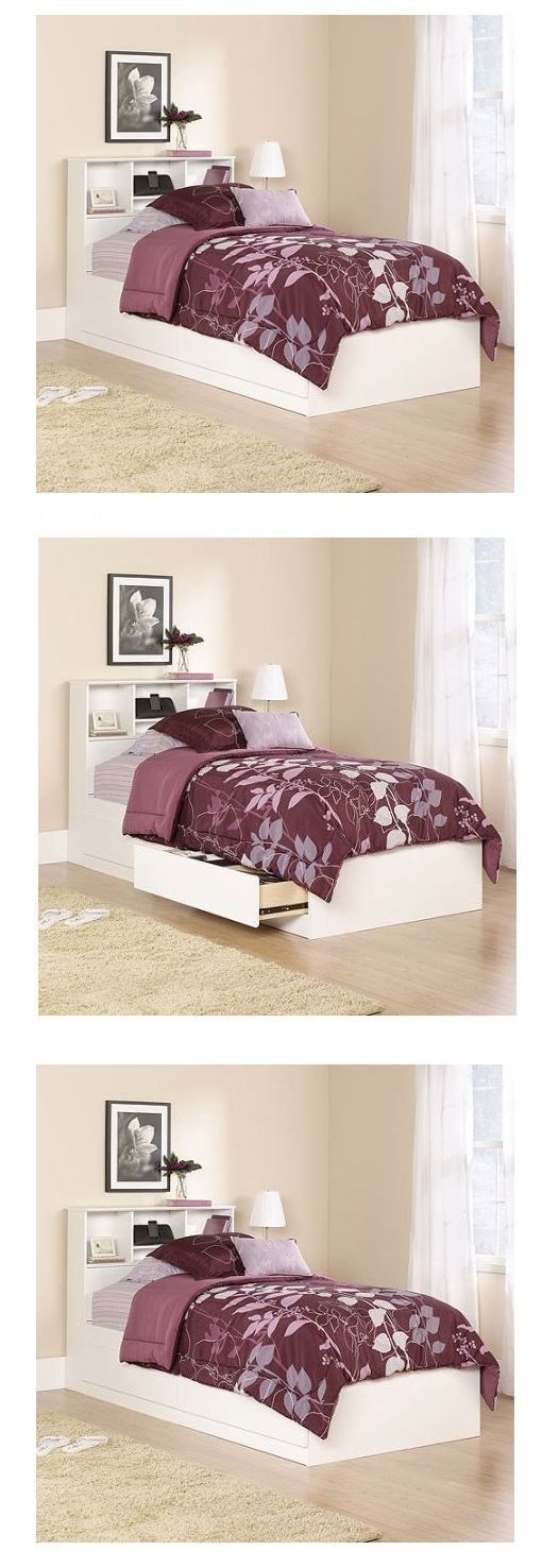 17 Best Ideas About Twin Storage Bed On Pinterest Space