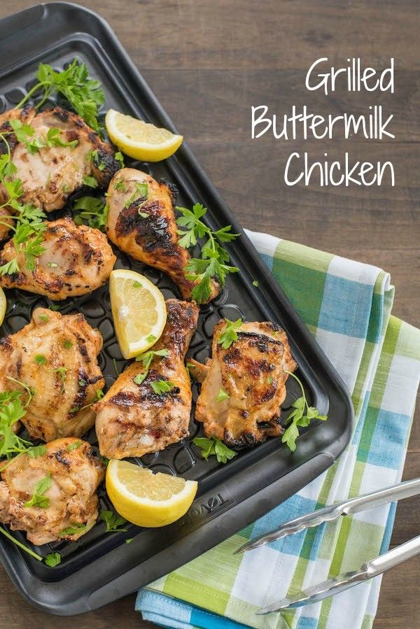 Grilled Buttermilk Chicken | Recipe | Back to, Mango curry and ...