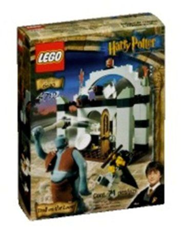 LEGO ( LEGO ) : 4712 block toys ( Harry Potter ) # Harry Potter ( parallel imports ) @ niftywarehouse.com #NiftyWarehouse #HarryPotter #Wizards #Books #Movies #Sorcerer #Wizard