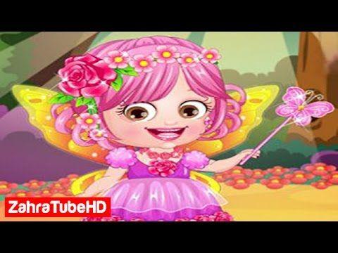 Baby Hazel   Flower Princess   Dressup   Girl Games
