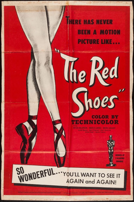 Bufflo Movie Red Shoes