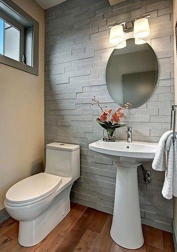 214 Best Bathrooms Images On Pinterest Custom Kitchens