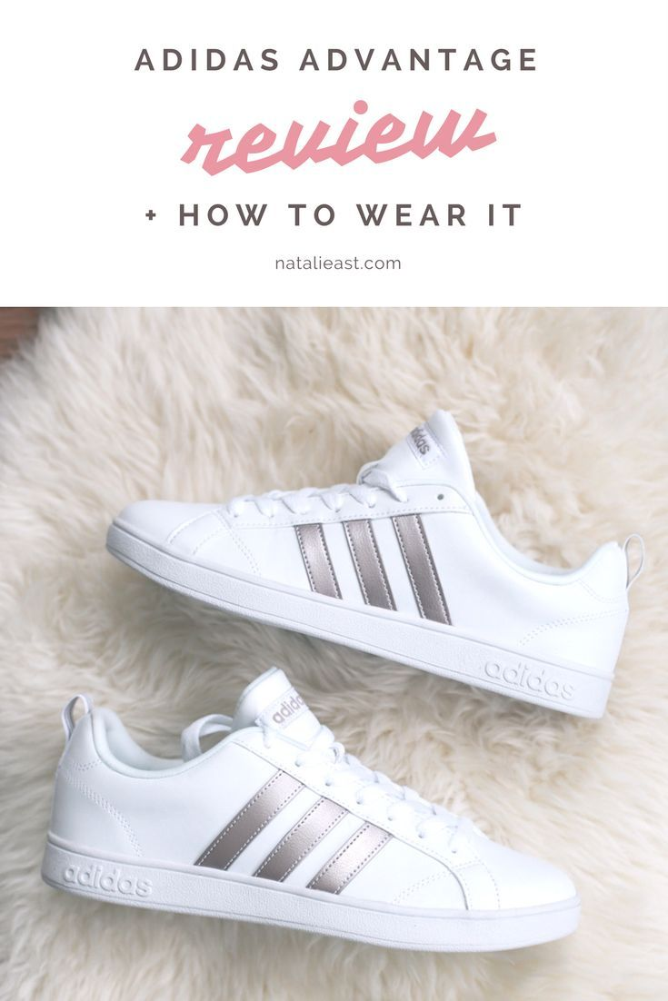 Looking for the perfect sneaker? Check out this review of the Adidas Advantage Neo sneaker. It's the perfect balance between the sleek Stan Smith or classic Adidas Superstar sneaker. See how I wore it!