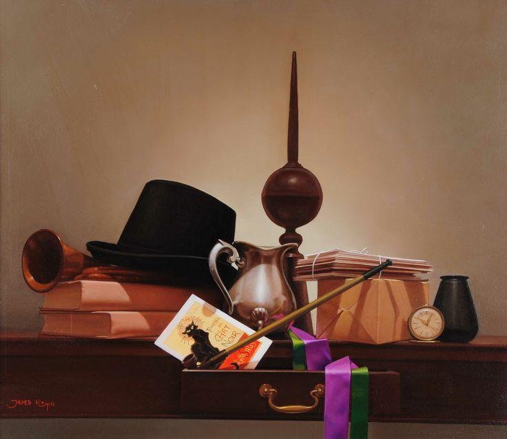 Pour Homme. Oleo sobre lienzo. 60 x 70cm. 2012
