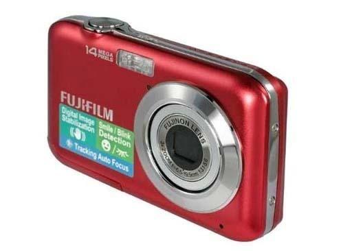 Para el fotógrafo de la casa, esta estupenda Cámara Digital Fujifilm FinePixJV200 le encantará. Con sensor CCD de 14 megapíxeles, compatible con tarjetas de memoria SD y SDHC, Zoom óptico Fujinon 3x (36-108mm) y un largo etcétera de extras. Consíguela en https://www.andaluciadecompras.es/portal/web/informaticas-y-comunicaciones