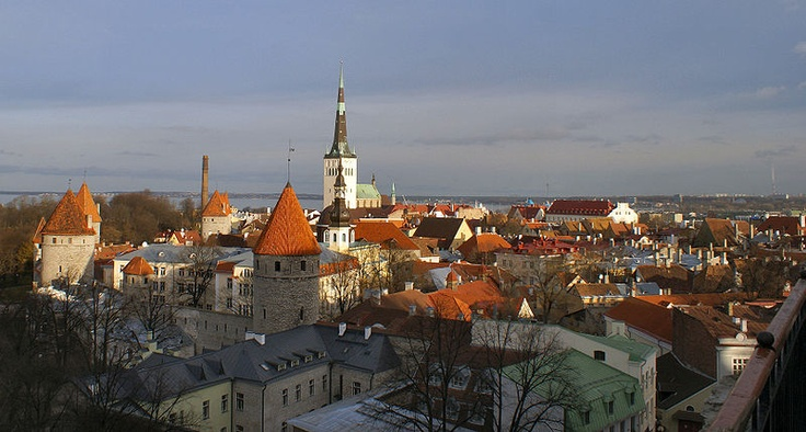 Tallinn, seaview