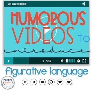 Humorous Movies to Introduce Figurative Language
