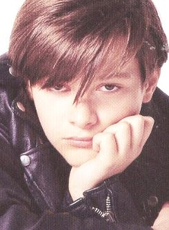 Edward furlong.... He was so cute when he was younger I had the biggest crush on him!