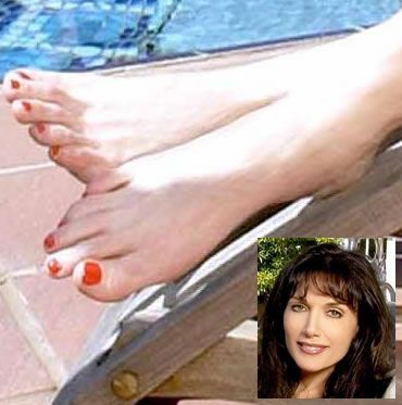 Stepfanie Kramer's Feet (308542) - Stepfanie Kramer Images ...
