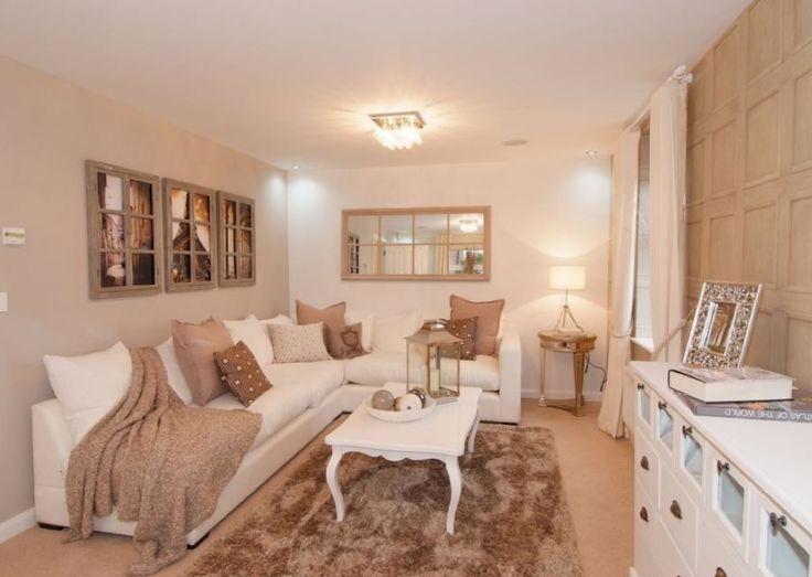 David Wilson Homes Hadley At The Greens Leicester Road Hinckley Beautifu