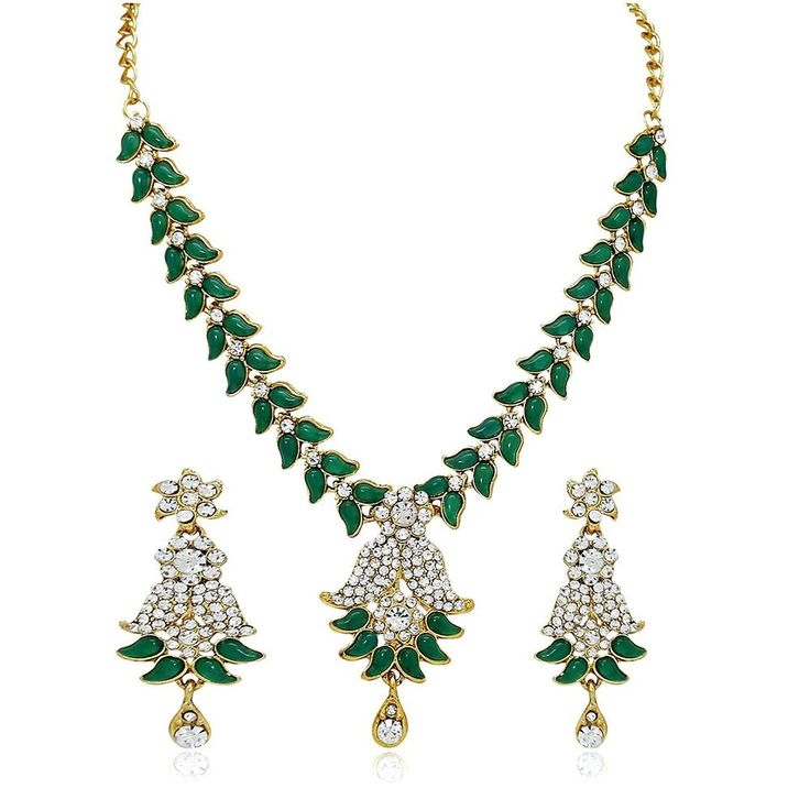 Indian Gold Plated Stones Kundan Necklace Earrings Party: 25+ Best Ideas About Bollywood On Pinterest