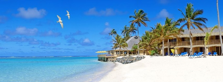 The Sanctuary at The Rarotongan Resort, Rarotonga, Cook Islands
