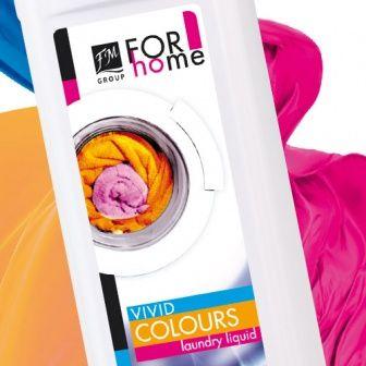 Laundry Liquid Vivid Colours