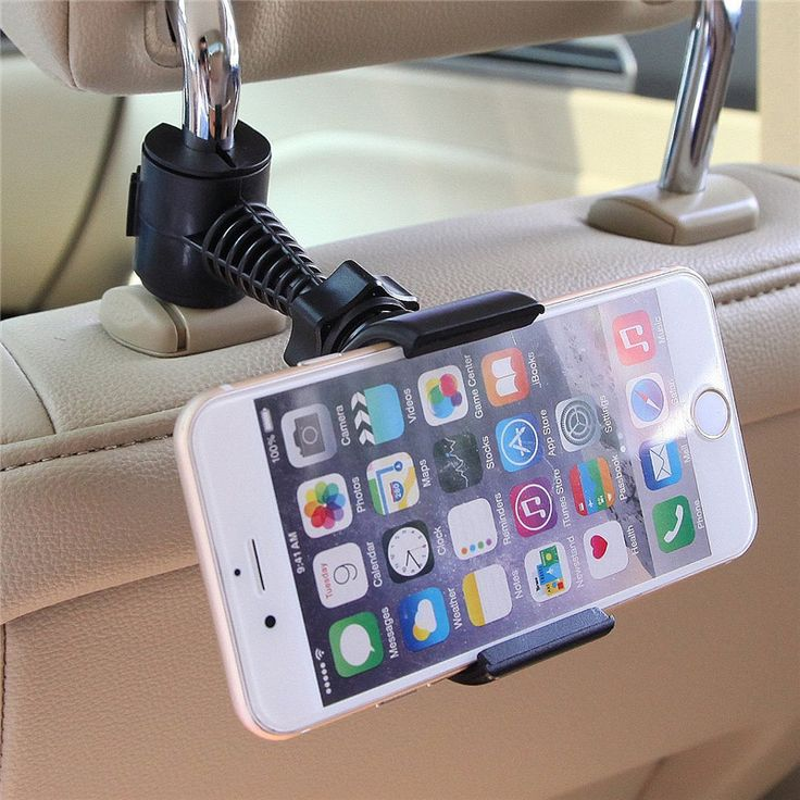 Rock universal car air vent mount holder for smartphone 9