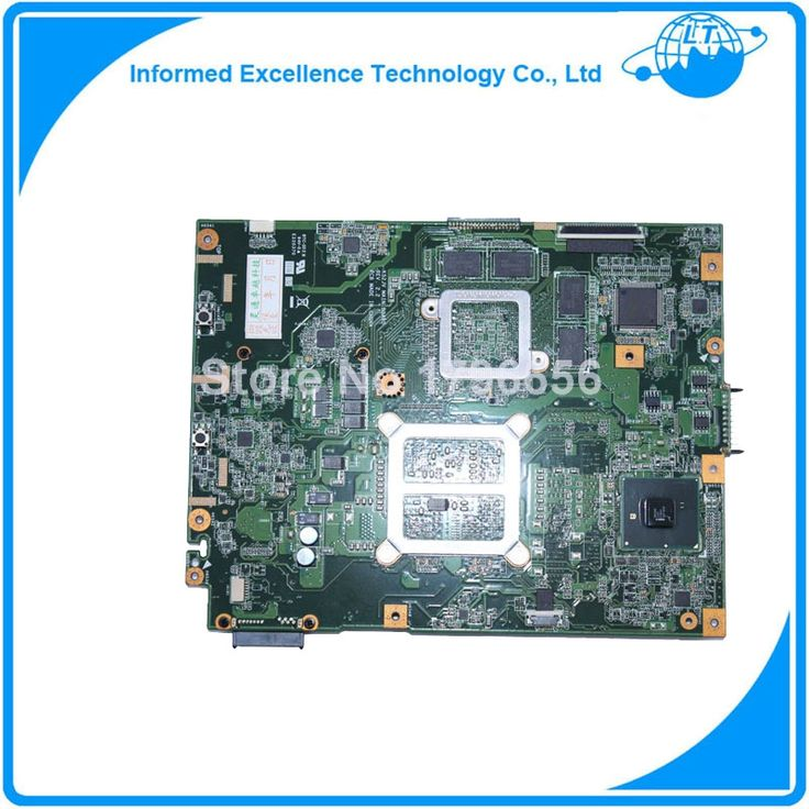 For ASUS K52JV Laptop K52JR motherboard laptop Motherboard GeForce GT 540M with 2GB DDR3 VRAM