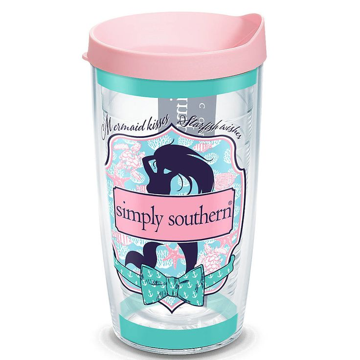 Simply Southern Mermaid Insulated Tumbler