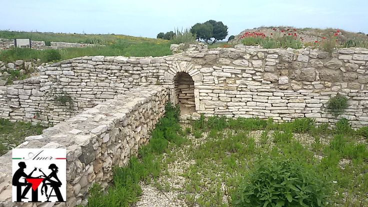 Cannae,ancient roman city in Puglia, Apulia, where Hannibal won the battle with Roman army.