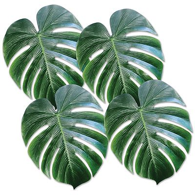 Deko Palmenblätter