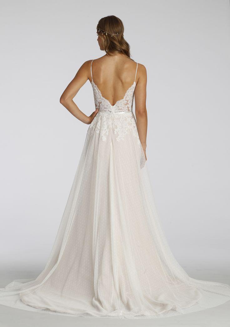 Bridal Gowns, Wedding Dresses by Ti Adora - Style 7660 #tiadorabridal