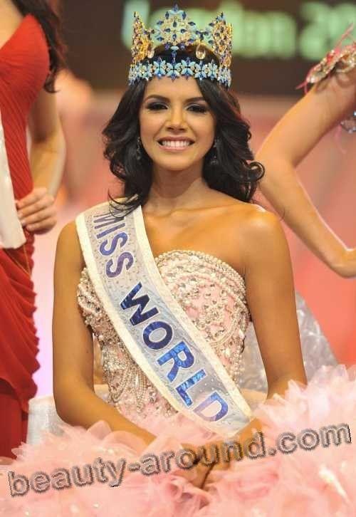 Ivian Sarcos winner of Miss World 2011 photo