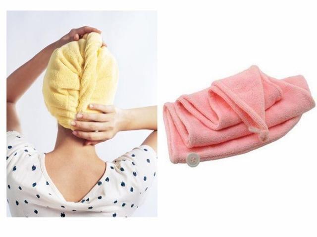 6 шт. / lot мэджик волос сушка кепка шляпа быстрая сушка полотенце личная гигиена высокая высоких технологий текстильный прошитый товары первой необходимости