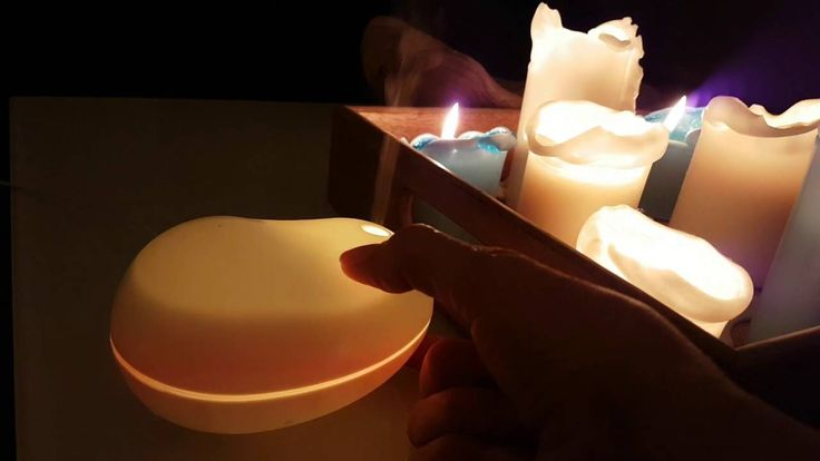 VicTsing Aroma Diffuser USB Ultraschall Luftbefeuchter