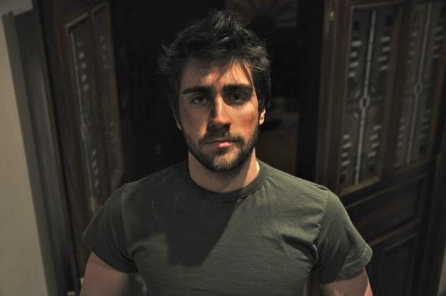 He's like this perfect Turkish actor man.
