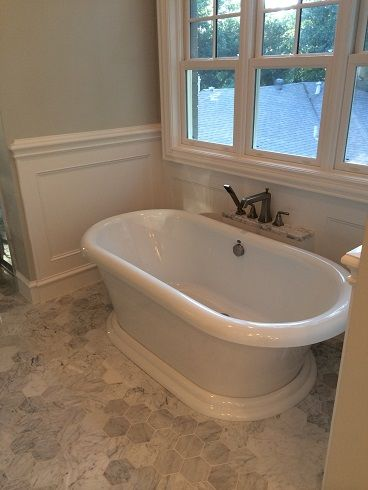 #OvalBathtub #Bathtub #GeorgianColonial