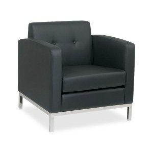 Black modern chair - $211-223
