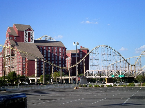 Desperado Roller Coaster, Buffalo Bills Casino, Primm, NV