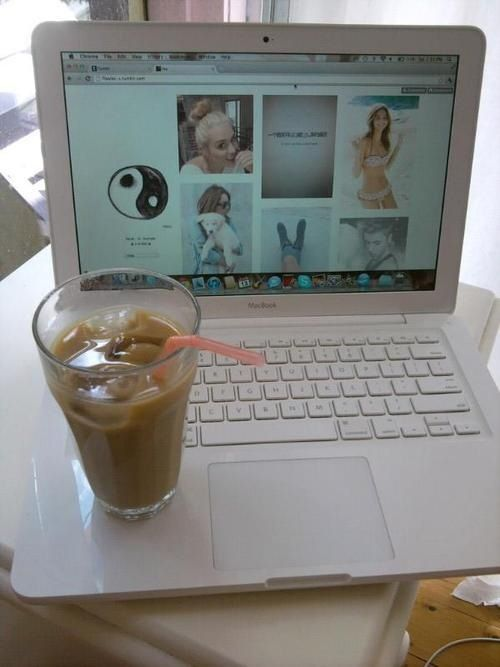 ♡Stay Gold Always♡ | macs & starbucks | Tumblr quality, Pretty