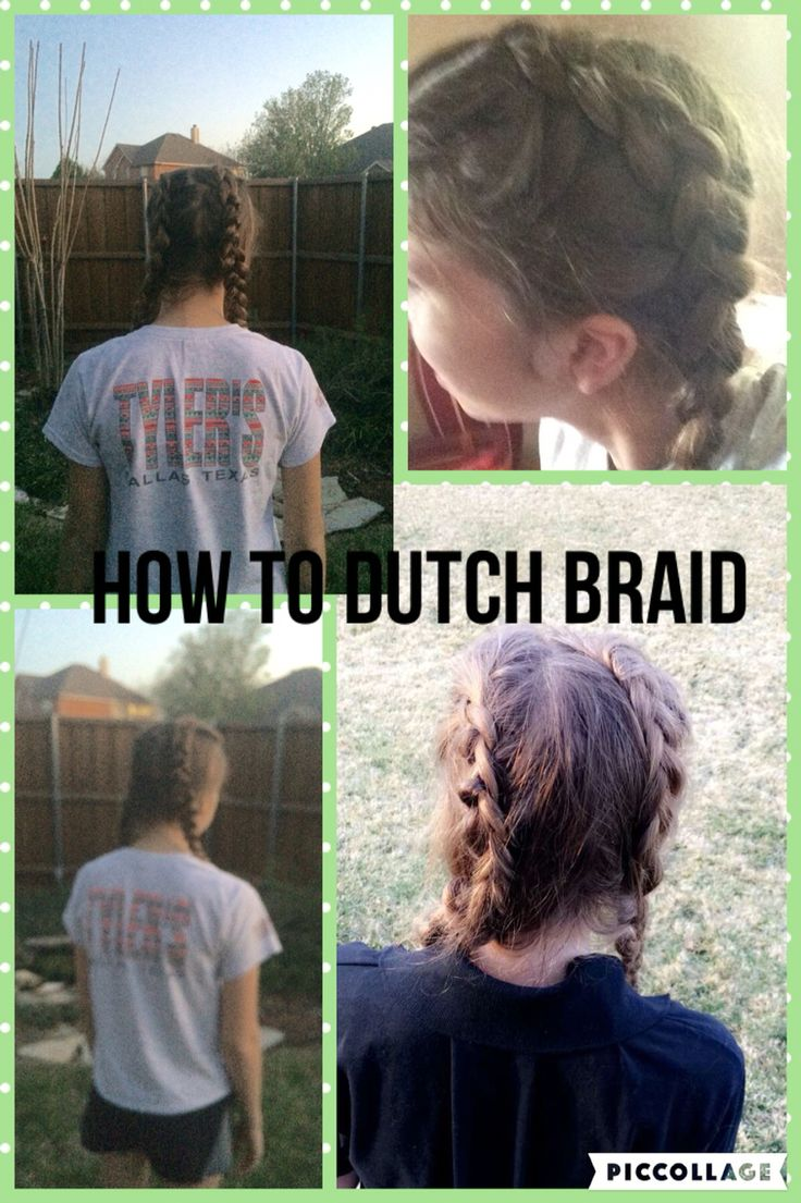 25+ Best Ideas About Braiding Your Own Hair On Pinterest How To Braid Hair,