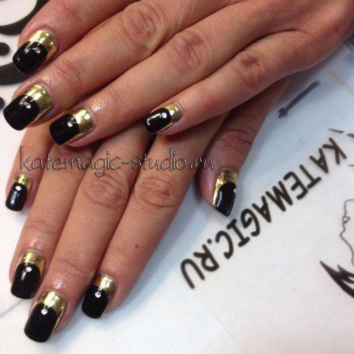 Дизайн ногтей литье фото