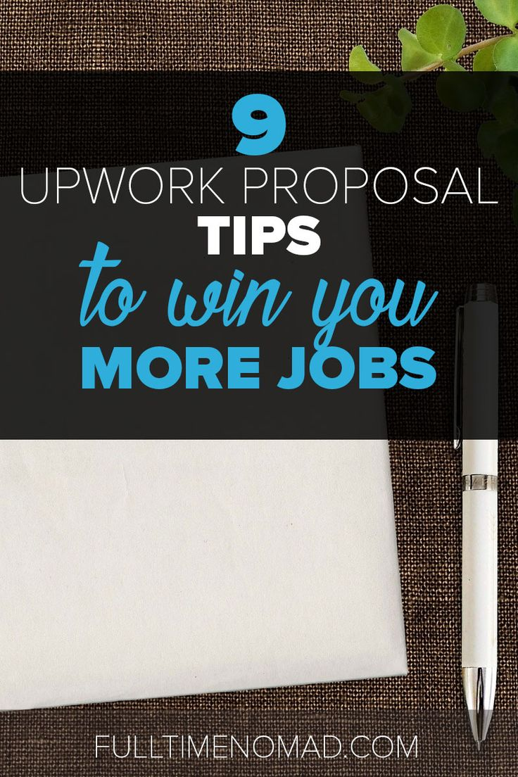 offer letter email format%0A Upwork Proposal Sample  u       Tips To Win You More Jobs