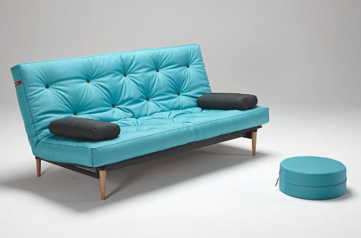 Innovation Colpus Schlafsofa Sofabett Bettsofa - erhältlich bei www.mysofabed.de - ab 649€!