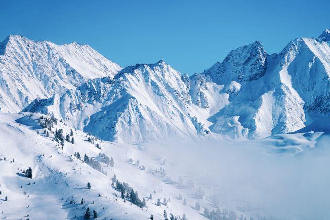 Winter Zoom Background Free