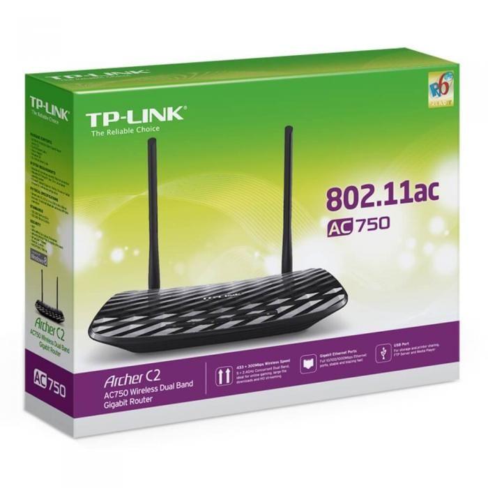 Urmatoarea Generatie de routere gigabit Wi-Fi este Aici !Archer C2 fabricat de TP-LINK vine cu urmatoarea generatie de standard Wi-Fi – 802.11ac, de 3 ori mai rapid decat vitezele wireless oferite de standardul N. Cu eficienta marita si securitate robusta standardul 802.11ac reprezinta modalitatea perfecta pentru a crea acasa o retea multimedia foarte rapida si pentru a rezolva blocajele cauzate de alte echipamente. Conexiuni simultane de pana la 733Mbps fara intreruperi pentru munca si…
