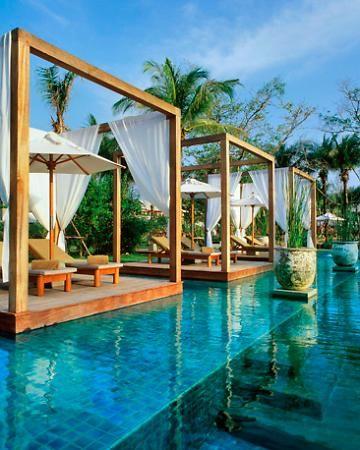 why hello ultimate relaxation (and beauty)! The Sarojin, Phang Nga, Thailand