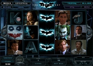 Batman Slot Machines