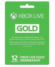 [$45.99 save 24%] Microsoft Xbox LIVE 12 Month Gold Membership for Xbox 360 / XBOX ONE #LavaHot http://www.lavahotdeals.com/us/cheap/microsoft-xbox-live-12-month-gold-membership-xbox/186108?utm_source=pinterest&utm_medium=rss&utm_campaign=at_lavahotdealsus