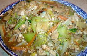 Cantonese Chop Suey - RecipeZazz