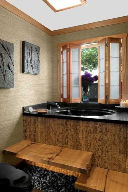 Photos Of Asian Zen Retreat Bathrooms Zen inspired bathrooms epitomize everything the bathroom is supposed