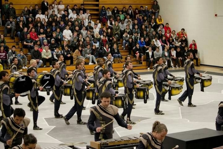 Riverside Community College Percussion! 2012 World Champions