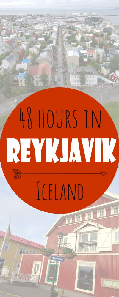 How to spend two wonderful days in #Reykjavik - #Iceland - #travel…