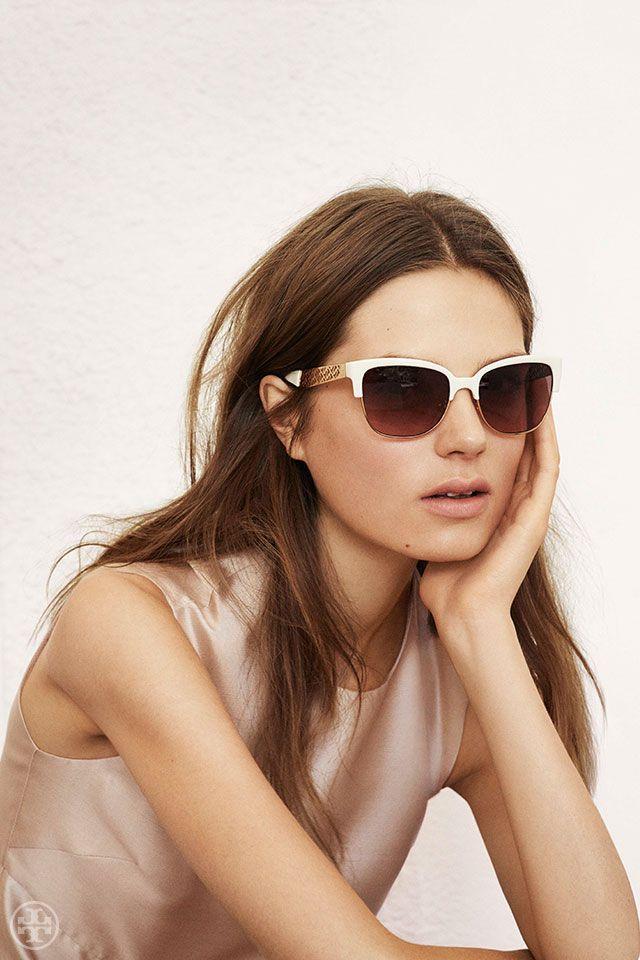 Tory Burch Sunglasses Spring 2014
